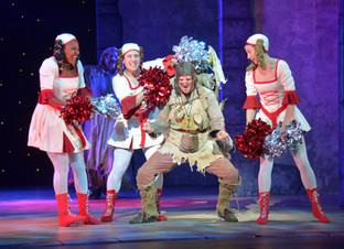 Cov choreographer gets stuck into Spamalot silliness