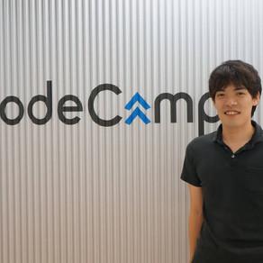 【CodeCamp】今までとこれから-オンもオフも。小学生からシニアまで。