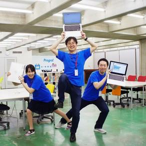 【プログラミング教室 フーコ】誰でも教えられるプログラミング教材「Progra!」を自社開発