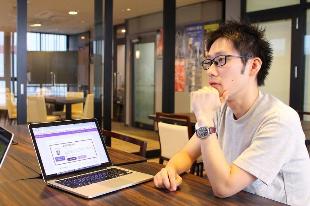 実践型オンラインプログラミング学習サービス「CODEPREP(コードプレップ)」インタビュー