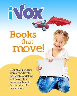 iVox Child Advertisement