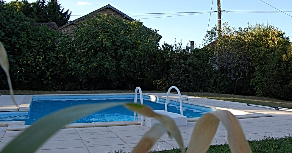 Holiday rental with swimming pool in Perigord - Dordogne