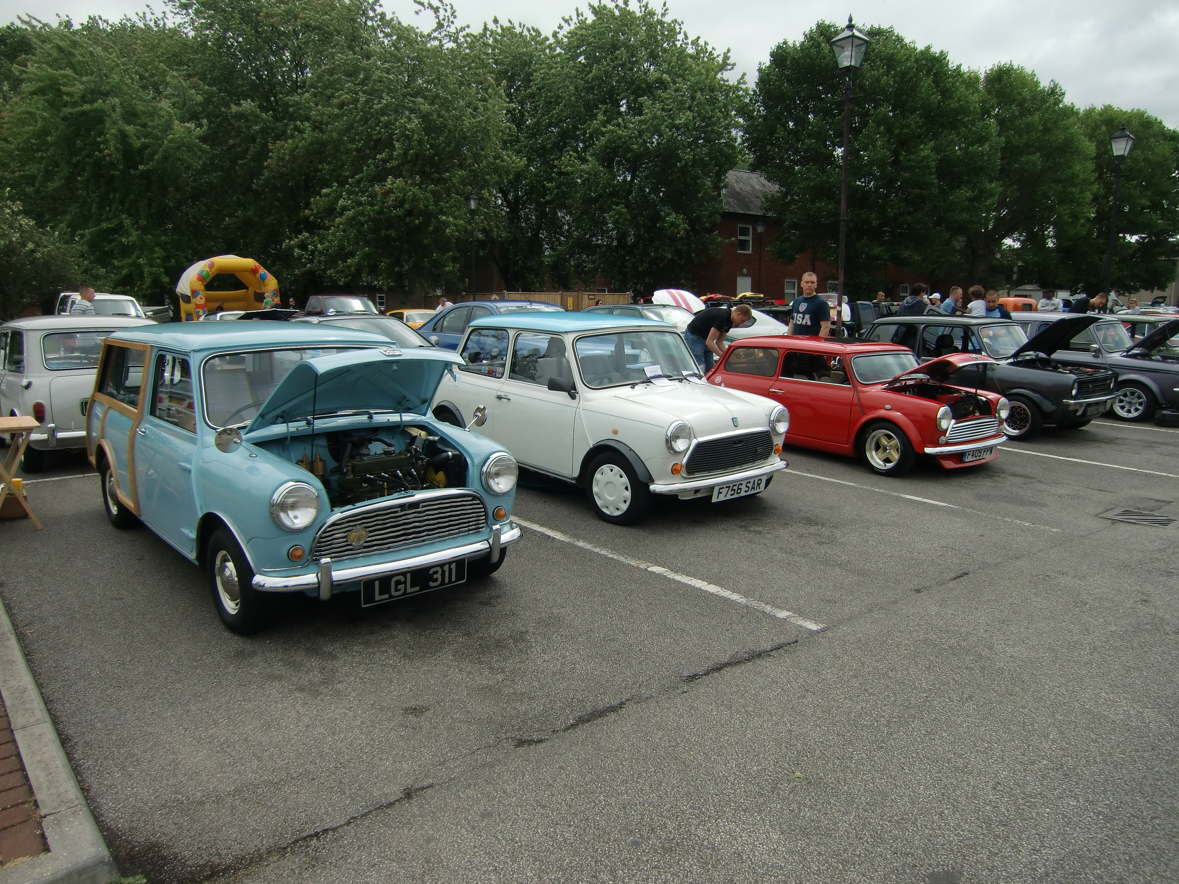 Mildenhallcarshow2011