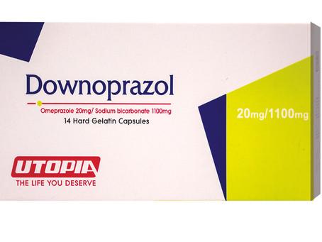 دور الداونوبرازول فى علاج جرثومة المعده