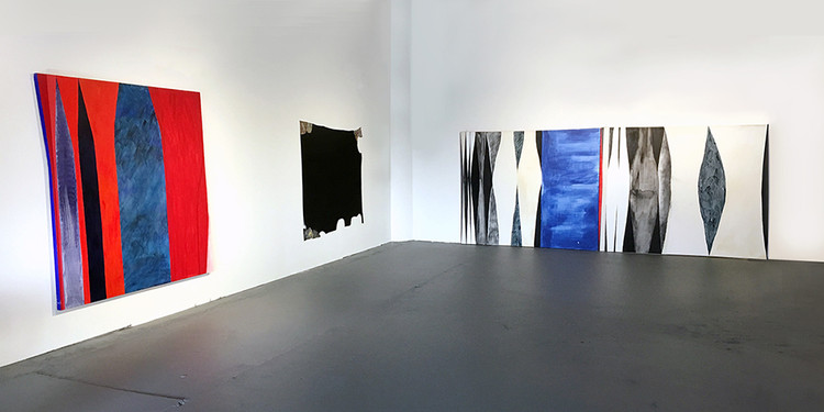 Doubles (Installation view)