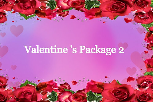 Couple's Massage - Valentine's  Package 2