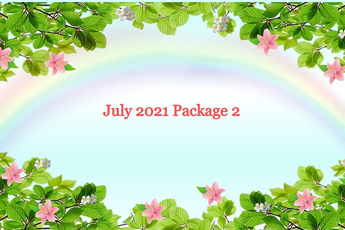 July 2021 Package 2
