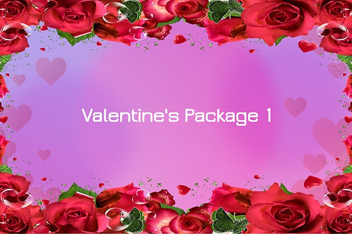 Couple's Massage - Valentine's  Package 1