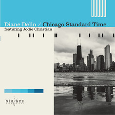 """Violinist Diane Delin feat. pianist Jodie Christian """"Chicago Standard Time"""""""