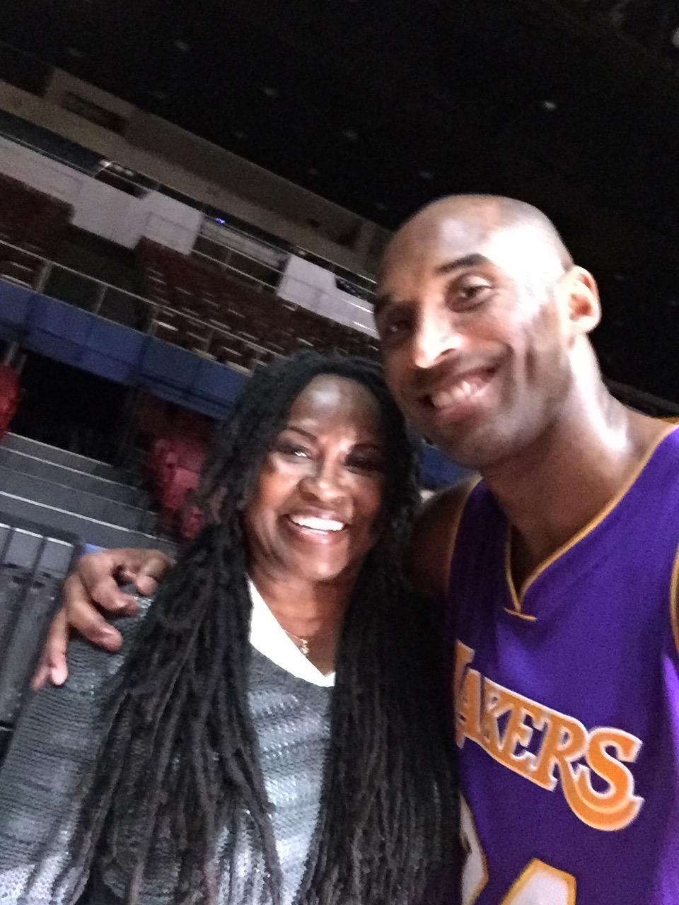 Kobe & Paulette