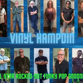 Vinyl Hampdin (Pop,Funk, Rock, Horns)