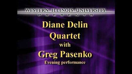 Violinist Diane Deilin Quartet Featuring Vocalist Greg Pasenko