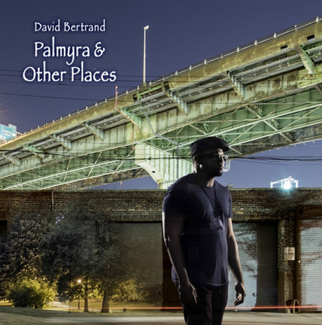 """David Bertrand """"Palmyra and Other Places"""""""