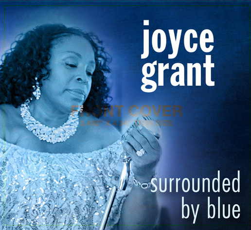 """Joyce Grant """"Surrounded By Blue"""""""