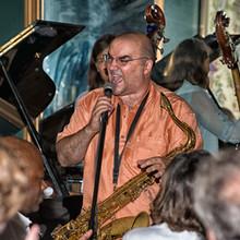 Saxophonist/Composer/Vocalist Jerry Vivino