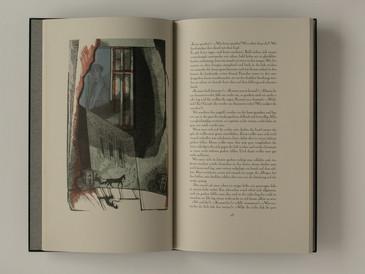 Doppelseite  19. Druck Franz Kafka