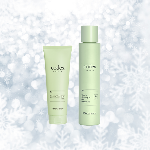 Codex Double Cleanse Duo