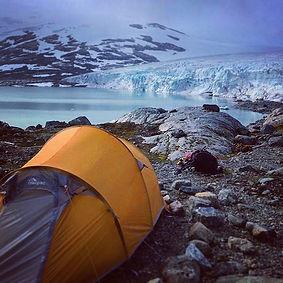 Base camp #Jostedal #Norway #glacier #ge