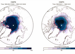 A blue Arctic within a decade