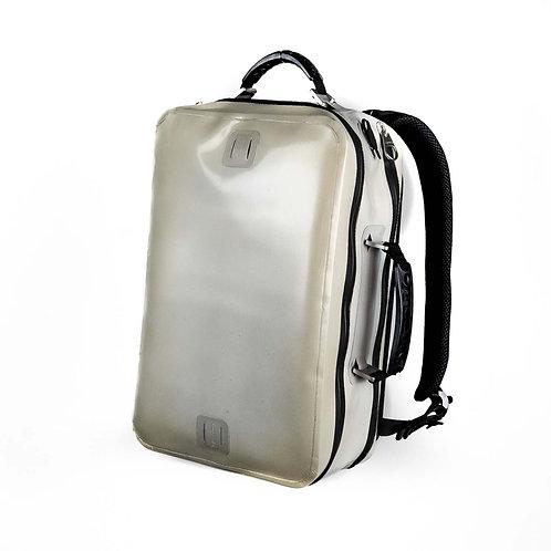 Capsula Backpack White Pearl