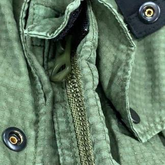 Cotton Nylon Garment Dye