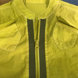 Nylon Garment Dye