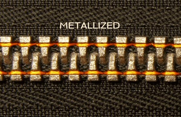 Metallized