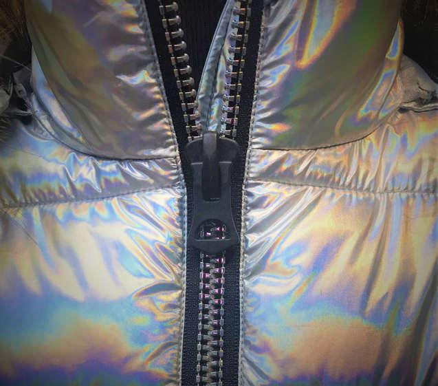 Holo Silver Chain #9