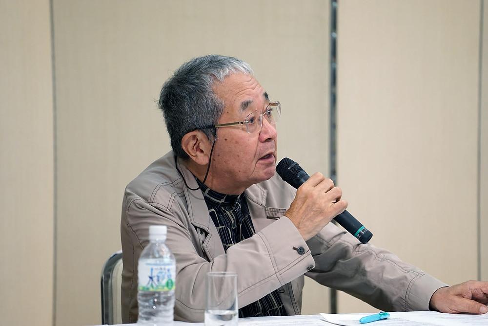 司会 野上暁氏