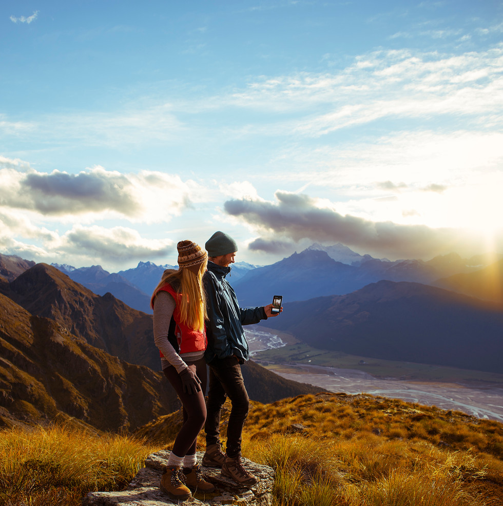TOURISM NEW ZEALAND // CAMPAIGNS // LIFESTYLE