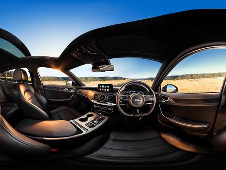 'KIA 360 VR Interiors' Kia Australia via Innocean