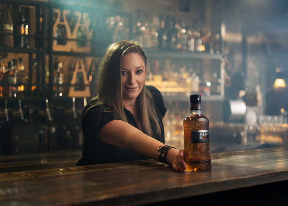 HIGHLAND PARK WHISKY // CAMPAIGNS // PORTRAITS