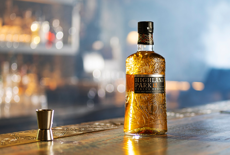 HIGHLAND PARK WHISKY // CAMPAIGNS