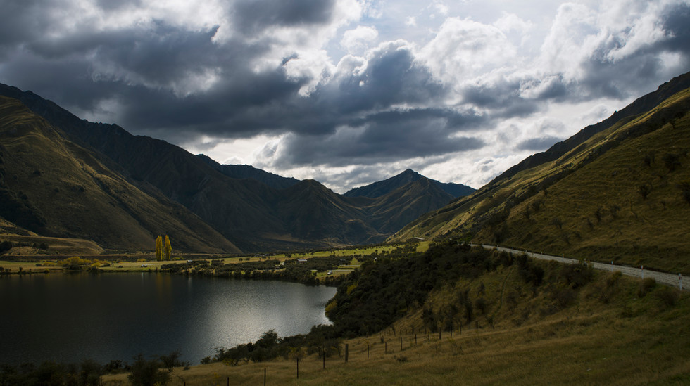 NEW ZEALAND TOURISM // CAMPAIGNS // LANDSCAPES