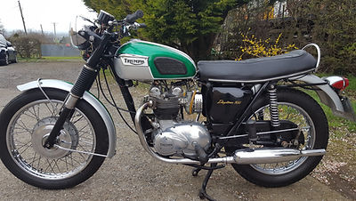 1969 triumph T100R Daytona For sale, wanted