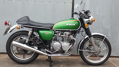 Honda CB500 4 Cafe Racer For sale, Wanted, Russell James Motorcycles