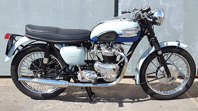 1960 Triumph Bonneville Pre unit For Sale, Wanted, Russell James Motorcycles