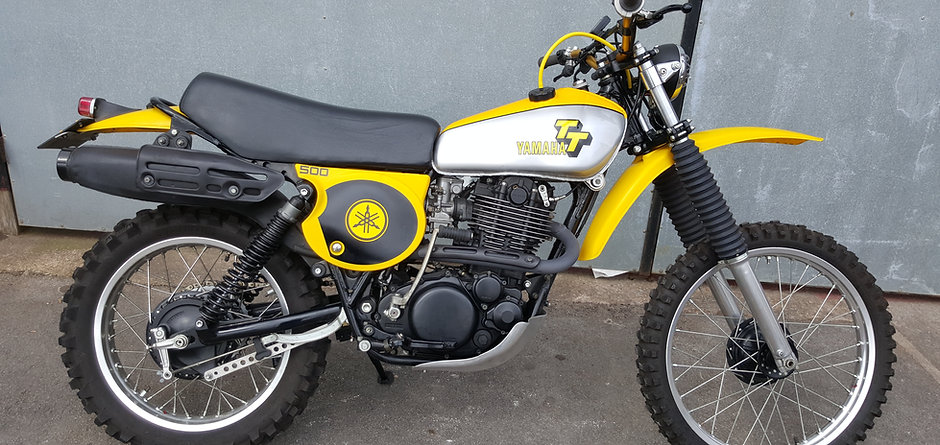 Yamaha TT500 Classic for sale wa