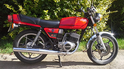 1981 Suzuki GT250 X7 For Sale, Wanted