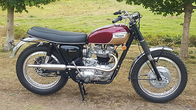 1968 Triumph T120TT For sale | Wanted