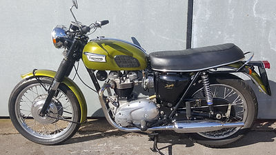 Triumph Trophy TR6 For sale, Wanted
