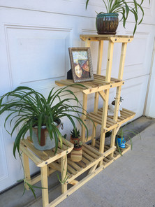 Tiered Plant Holder