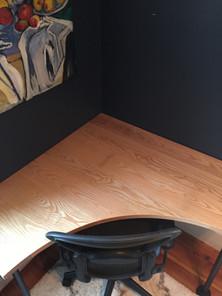 Ash Corner Desk