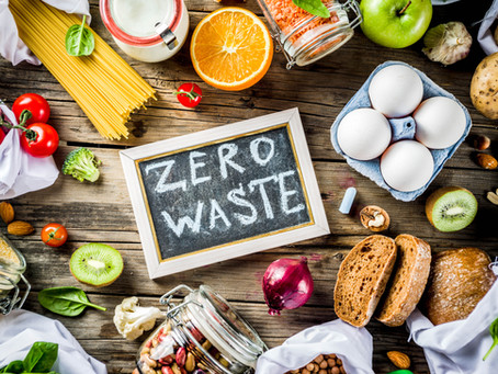 Event food waste: industry solutions