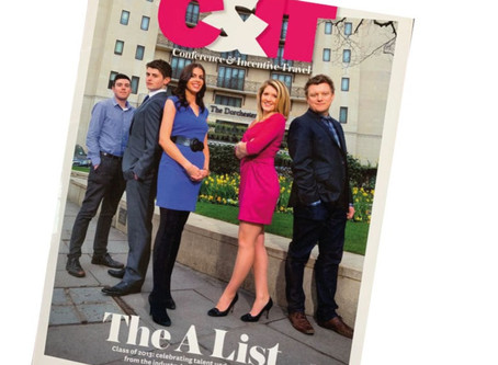 2013 A-lister joins the dots between career and family life
