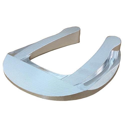 Aluminum 4 Point Rail Shoe (Each)