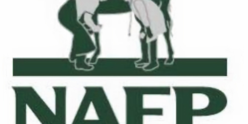 NAEP Vet & Farrier Conference Trade Show (Sep 24-25, 2021)