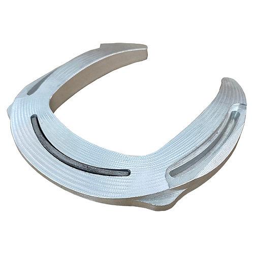 Aluminum Full Rocker Shoe w/ Insert (Each)