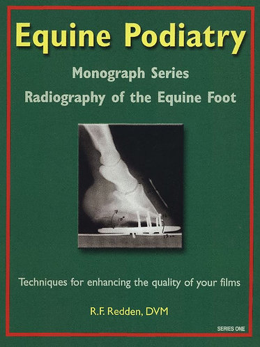e-Book: Radiography of the Equine Foot (2002)