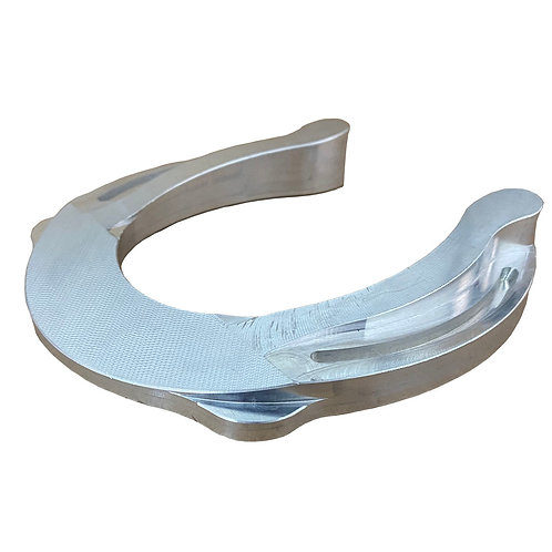 Aluminum 4 Point Hind Rail Shoe (Each)